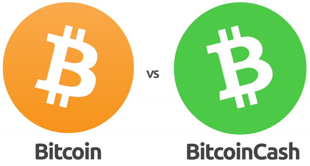 ¿Cuál es la diferencia entre Bitcoin y Bitcoin Cash?